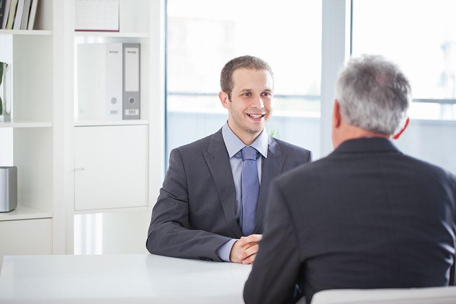 Demande d'entretien et ses modalités