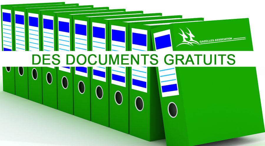 Documents administratifs gratuits